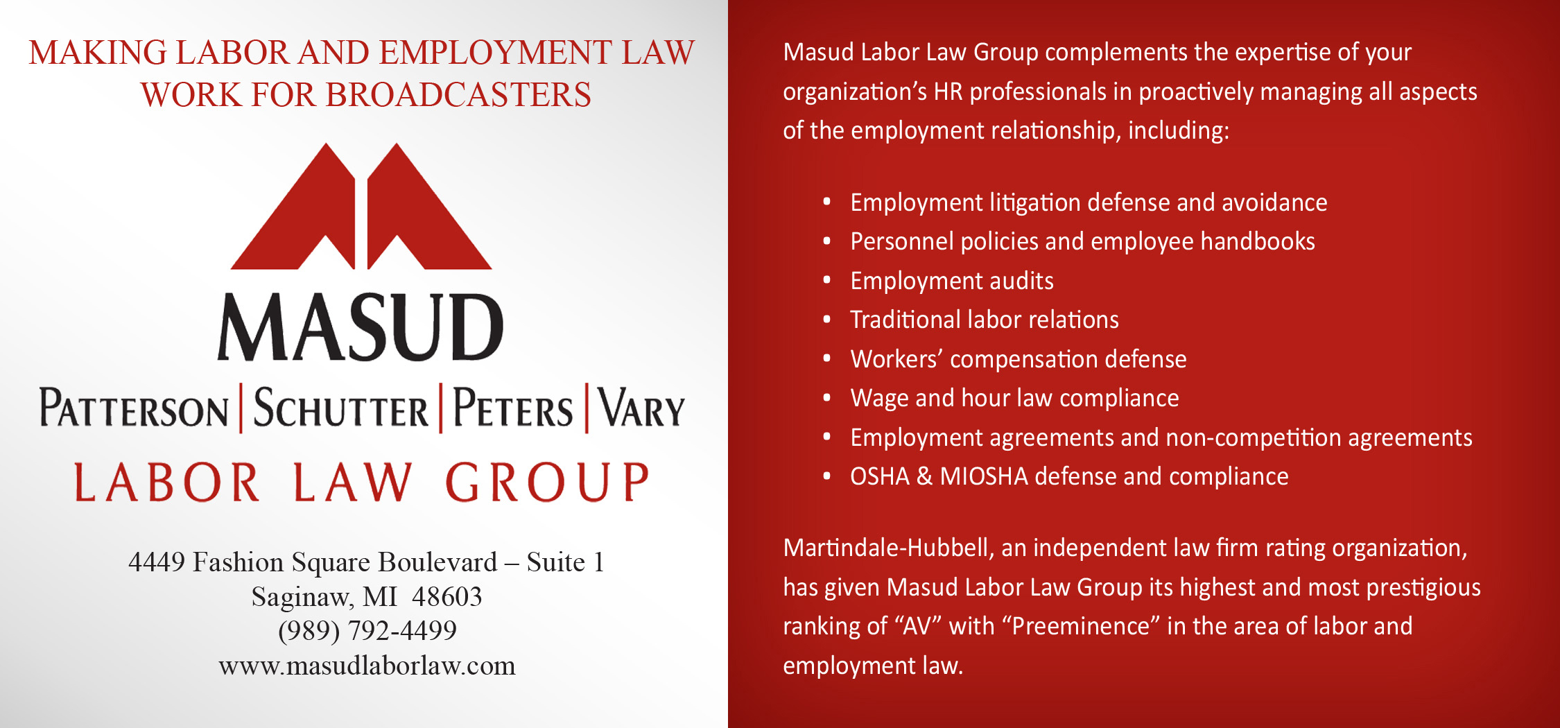 Masud Labor Law