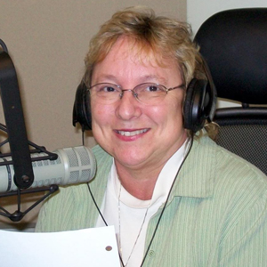 Good Shepherd Catholic Radio's Cindy Collver