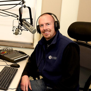 Good Shepherd Catholic Radio's John Richmond
