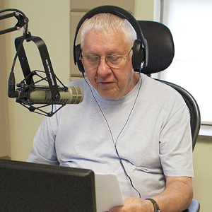 Good Shepherd Catholic Radio's Larry McNeal